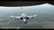 تصاویر واقعی سقوط هواپیما در قزوین