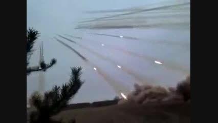 موشك انداز زلزال وارد شهر الأنبار عراق شد.