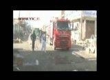 انفجار بمب در بازار افغانستان