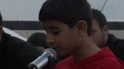 قاری نوجوان تبریز - امیرمهدی قربانی