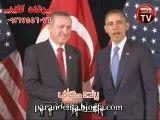 رفتار تحقیرآمیز اوباما با وزیرخارجه ترکیه