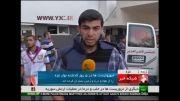 اشکهای خبرنگار، خبر از عمق فاجعه غزه میدهد!...