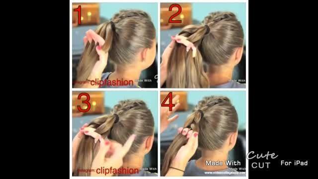 آموزش های آرایشی متفاوت در اینستاگرام:clipfashion