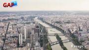 گشت و گذاری در پاریس فرانسه در سه دقیقه- گپ تی وی GAPTV