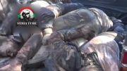 تروریست های بچه کش الاقصی خود گرفتار داعش شدند