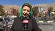 پیام مردم ایران به آمریکا - شبکه cnn