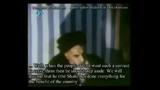 تفاوت امام خمینی و مصباح یزدی