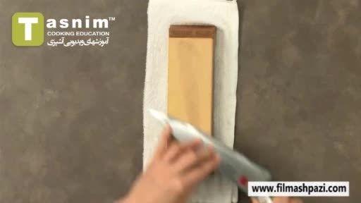روش استفاده مداوم از سنگهای چاقو تیزکن
