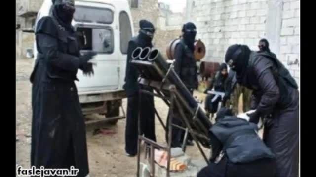 داعش و گروهان خُنساء یا همان جهاد نکاحی- عراق-سوریه