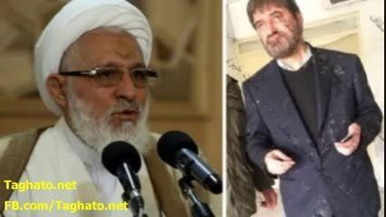 صحبت های امام جمعه شیراز درباره حمله به علی مطهری