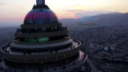 نگاهی بر فراز برج میلاد