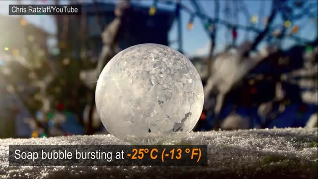 حباب صابون HD