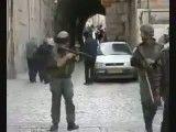 شهامت سربازان اسرائیلی...