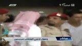 مسی در عربستان(فرودگاه ریاض رو بهم ریخت)