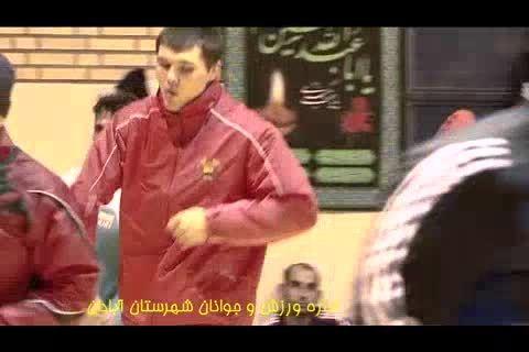 لیگ جهانی کشتی فرنگی آبــادان-وزن کشی،قرعه کشی