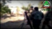 مدافعین حرم و خواندن زیارت عاشورا و سینه زنی !