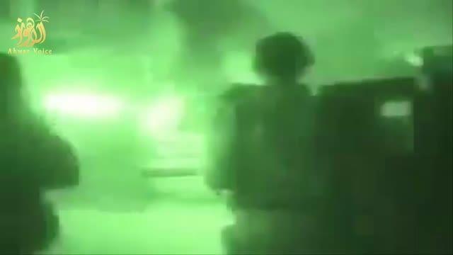 تصاویر از جنگ رودروی نیروهای عراقی با داعش در شهر تکریت