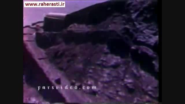 فیلم قدیمی از دخمه زرتشتیان