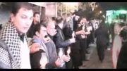 شام غریبان موکب الزهرا(س)سال 92 مقیم تهران س 1