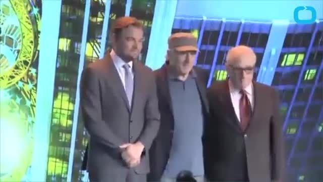 بازی دنیرو و دی کاپریو و برد پیت برای فیلم اسکورسیزی