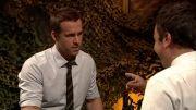 Ryan Reynolds در برنامه ی Jimmy Fallon