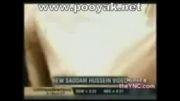 چهره صدام بعد از اعدام (اگه ترسو نیستیدحتما ببیند)