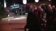 وقتی درگیری های ترکیه از سطح خیابان ها به صحن مجلس نیز کشیده میشود...