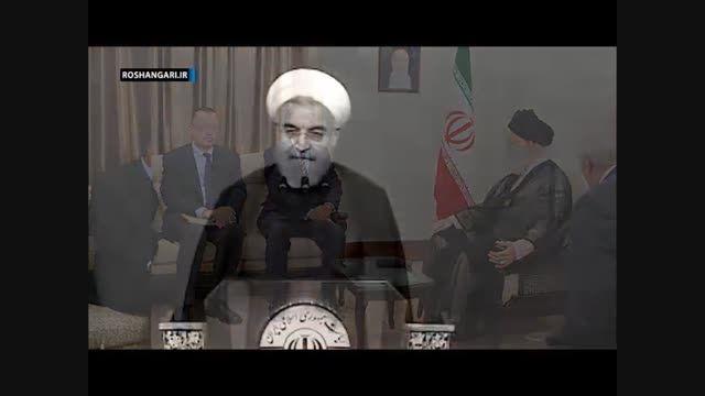 حسن روحانی : امام حسین , عمر را دعوت به مذاکره کرد(HQ)