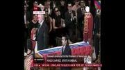 حضور رئیس جمهور ایران در مراسم تشییع جنازه هوگو چاوز