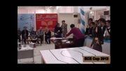 خلاصه ای از اولین دوره مسابقات رباتیک دانشگاه تبریز
