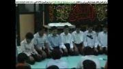 هیئت داخلی و افطاری در باشگاه سادات اخوی - 1387