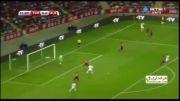گل بازی پرتغال 0 - 1 آلبانی