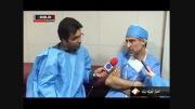 گزارش صدا و سیما در خصوص انتشار ویدئوی مرتضی پاشایی