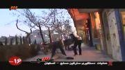 دستگیری سارقان مسلح طلا فروشان اصفهان توسط نیروی انتظامی