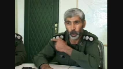 سردار شوشتری چند لحظه قبل از شهادت وبعد از شهادت