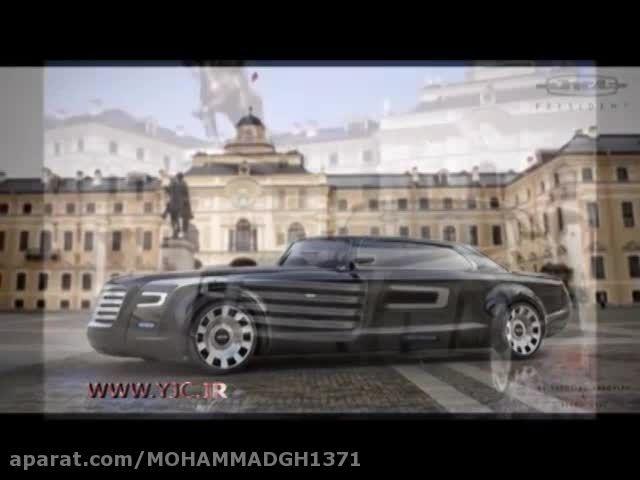 آیا پوتین با خودروی زرهی فوق پیشرفته  خود به تهران می آ