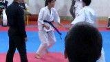 مسابقه استانی کاراته ماتسوشیما استانی فارس(سال 86)