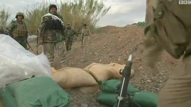 نبرد ارتش عراق با داعش در تکریت زیر سایه قاسم سلیمانی