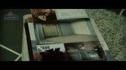 """سکانسی از فیلم """"باشگاه مشت زنی"""" ساخته """"دیوید فینچر"""""""