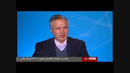 مدح و ستایش رئیس دولت اصلاحات در بی بی سی فارسی
