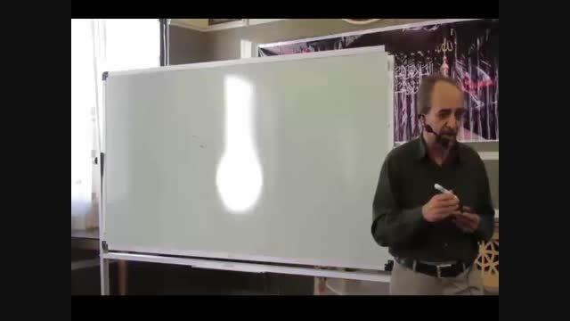 همایش آشنایی با زبان کنکور ارشد و دکتری الهیات( کلیپ 2)