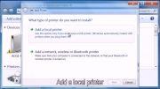 آموزش نصب پرینتر های اچ پی در ویندوز 7 با راه اندازهای