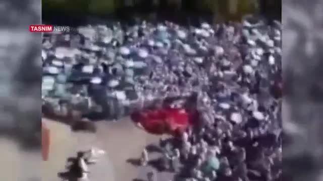 روایت حجاج ایرانی از فاجعه منا