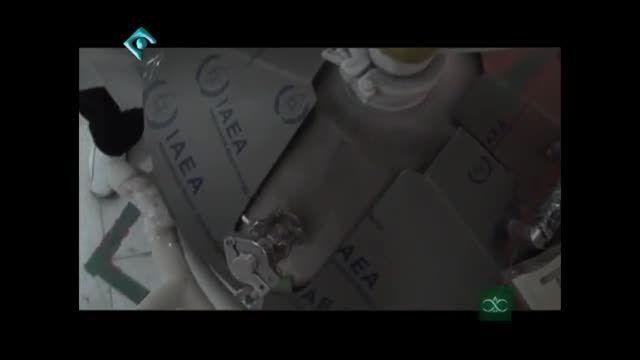 پلمپ مراکز هسته ای ایران در دولت روحانی