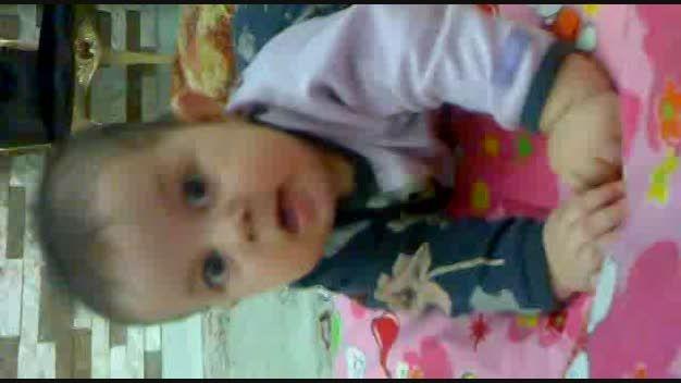 دختر بچه خوشکل (آتنا)
