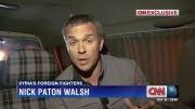 گزارش ویژه CNN از ورود شورشیان به ترکیه برای اعزام به سوریه