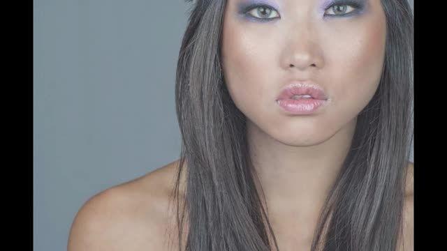 دانلود فیلم آموزشی روتوش عکس چهره و صورت مدل ها