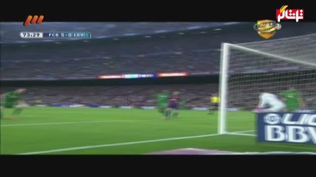 نگاهی کاملتر به شکست بارسلونا مقابل مالاگا