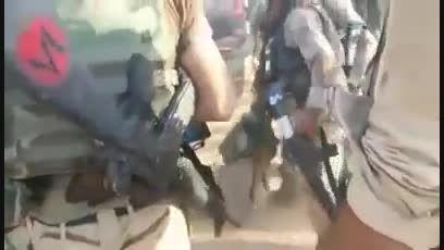 هلاکت ده ها داعشی در کمین نیروهای بسیج مردمی در رمادی
