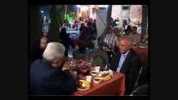 مراسم افطاری بنیادکودک